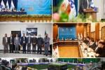 نشست شورای هماهنگی بیمههای استان خوزستان به میزبانی سرمد برگزار شد