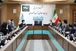 نشست هم اندیشی مدیران و معاونین شعب بانک دی برگزار شد