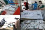 کادر درمان مجاهدان فی سبیل الله در جبهه دفاع از سلامت مردم هستند