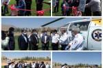 اورژانس هوایی در چهارمحال و بختیاری فعال شد