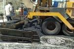 عملیات بازآفرینی زیرساختی منطقه محمودآباد یاسوج آغاز شد
