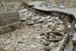 احداث جاده سیلزده خرمآباد - پلدختر در انتظار اعتبار