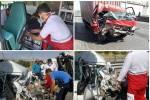 کاهش ۵۷ درصدی شمار فوتی های سرصحنه تصادف در مازندران