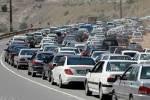 ترافیک سنگین جاده های هراز، چالوس و فیروزکوه/ افزایش ۶ درصدی تردد