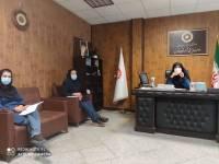 جلسه هماهنگی ستاد هفته دفاع مقدس بهزیستی شهرستان قدس برگزار شد