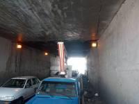 سرقت تجهیزات روشنایی؛ مانع اصلی اجرای طرح ساماندهی روشنایی فضاهای شهری قدس اجرای مجدد نورپردازی زیرگذر چیتگر شهرقدس