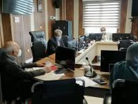 با حضور رؤسای کمیتههای تخصصی؛ اولین جلسه شورایعالی مؤسسه نیماد در سال جدید برگزار شد