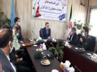 حضور فرماندار اسلامشهر در آئین افتتاح دفتر حمایت حقوقی از ایثارگران