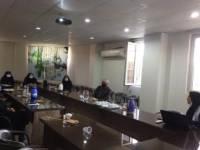 برگزاری جلسه هم اندیشی اعضای کارگروه اجتماعی فرهنگی شهرستان ملارد