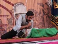 اجرای نمایش میدانی در هفته دفاع مقدس در ملارد