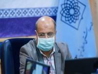 واکنش زالی به آبی شدن تهران/وضعیت کرونا در پایتخت