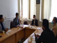 برگزاری جلسه کمیسیون تقویم و ارزیابی اراضی زراعی وباغی درشهرستان رباط کریم