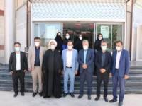 جلسه اختتامیه طرح مشارکت اجتماعی نوجوانان ایران(مانا)در سالن فرهنگسرای بهشت نصیرشهر
