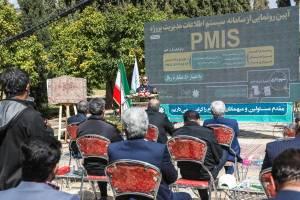 گامی به سوی هوشمندسازی شیراز، با رونمایی از سامانه مدیریت الکترونیک