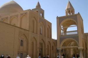 بازدید کلیسای بیت اللحم در ویژه برنامه