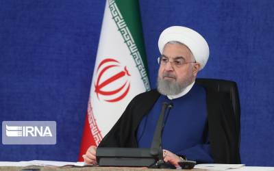 President Rouhani opens several energy projects across Iran