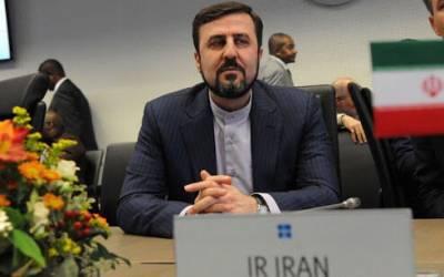 Iran enters new phase of enrichment: Envoy