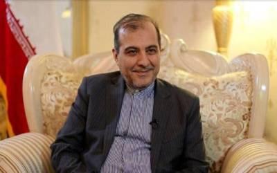 Senior diplomat urges deepening Iran-Syria bilateral ties
