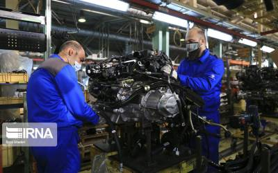 Foreign companies inclined to work with Iranian auto parts makers