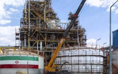 Iran - s share of petrochemical trade of region shows 2% growth
