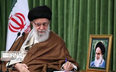 Supreme Leader condole Brig. Gen. Hejazi - s loss
