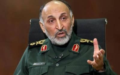 IRGC Qods Force deputy commander passes away