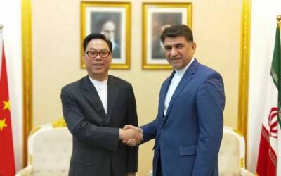New opportunities for Iran-China emerges