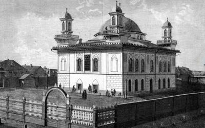 Iran seeks renovation of Persian Mosque in Russia - s Astrakhan