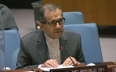 Next meeting of Afghanistan - s neighbors FMs tobe held in Tehran: Iran UN envoy