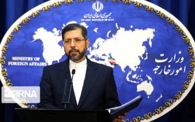 Iran blasts Zionist regime FM - s extortion