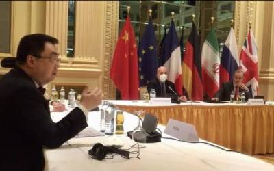 JCPOA Joint Commission to discuss sanctions removal formula: China