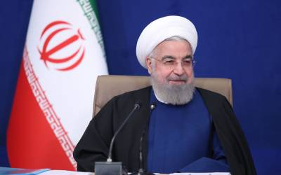 Rouhani upbeat with progress of diplomacy in Vienna